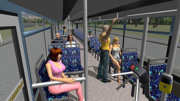 Симулятор трамвая 3D - 2018 скриншот 3