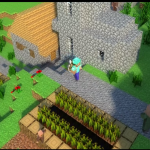 Beautiful World - A Minecraft music video