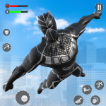 Летающая пантера-робот Город-герой