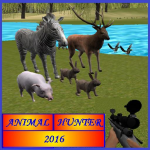 Охота на животных 2016