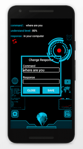 Jarvis artificial intelligent personal assistant скриншот 3