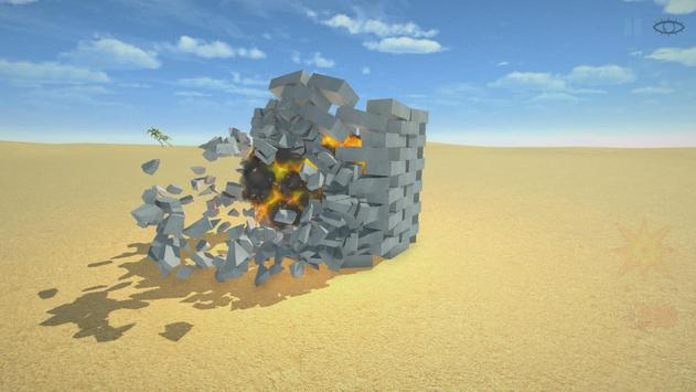 Разрушительная физика симулятор 3д разрушений скриншот 4