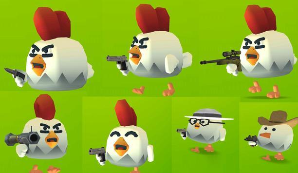Chickens Gun скриншот 1