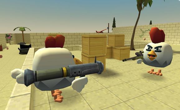 Chickens Gun скриншот 3