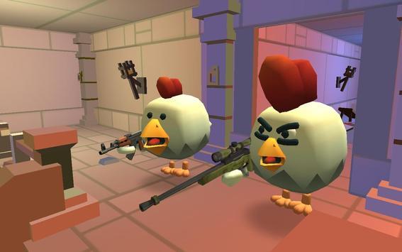 Chickens Gun скриншот 4
