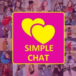 Simple Chat Top. 18+