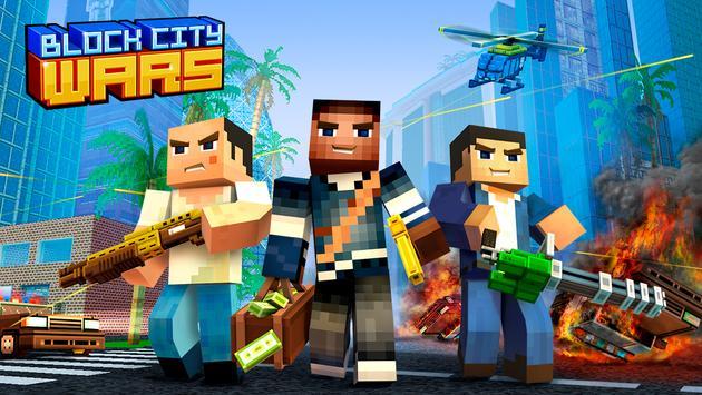 Block City Wars скриншот 1
