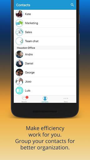 Brosix скриншот 2