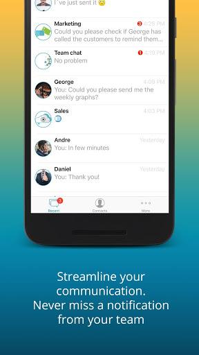 Brosix скриншот 4