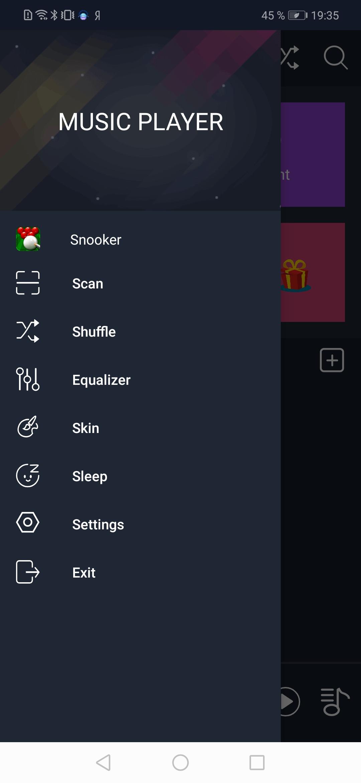 MP3-Player скриншот 2