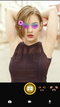 Маски для лица на камеру: фото смайликов, стикеры скриншот 3