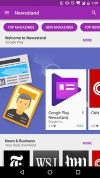 Google Play Store скриншот 4