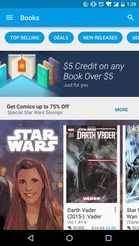 Google Play Store скриншот 5