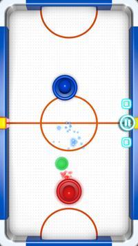 Glow Hockey скриншот 2