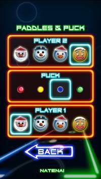 Glow Hockey скриншот 4
