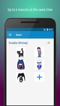 Shimeji скриншот 2