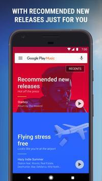 Google Play Музыка скриншот 3