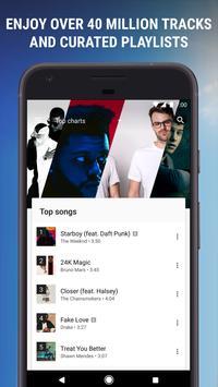 Google Play Музыка скриншот 4