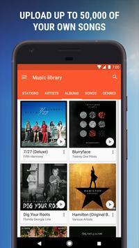 Google Play Музыка скриншот 5