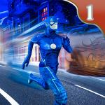 супергерой флеш против криминальной мафии вегас