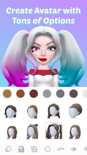 BOO 3D Avatar скриншот 1