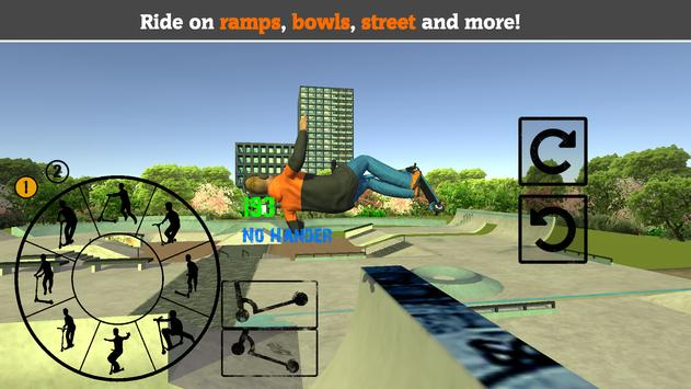 Scooter FE3D 2 скриншот 3