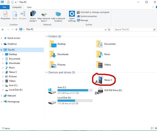USB Driver для Android скриншот 2