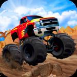 Mega Ramp Monster Truck Гоночные игры