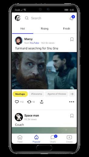 Coub скриншот 1