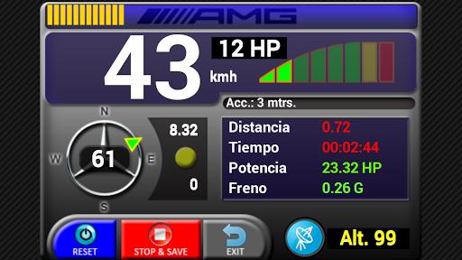 Car Performance Meter скриншот 1