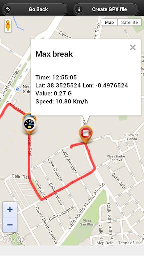 Car Performance Meter скриншот 5