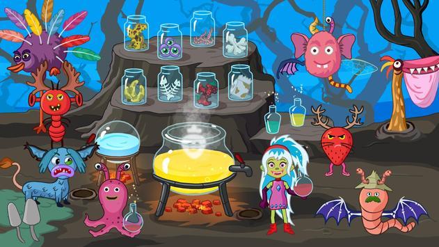 Pepi Wonder World скриншот 1