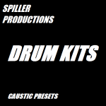 Caustic Presets Drum Kits