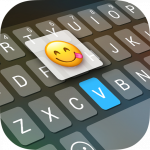 iPhone Black Keyboard