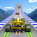 Extreme Formula Racing Car Stunt GT Car Games