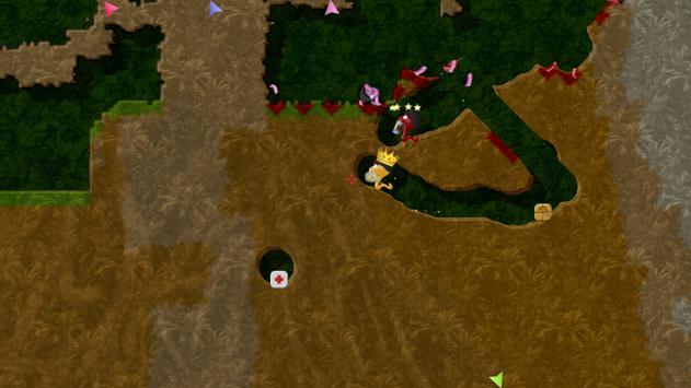 Annelids: Online battle скриншот 1