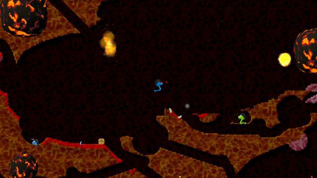 Annelids: Online battle скриншот 4