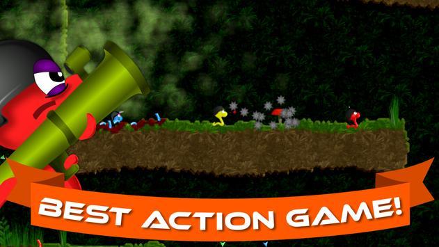 Annelids: Online battle скриншот 5