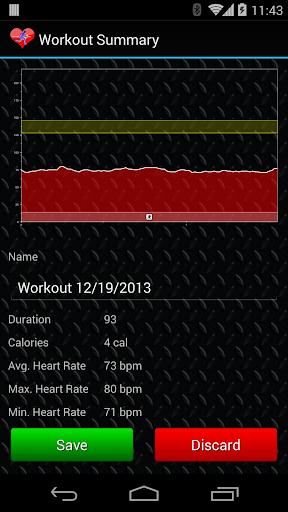 Cardio Training скриншот 5