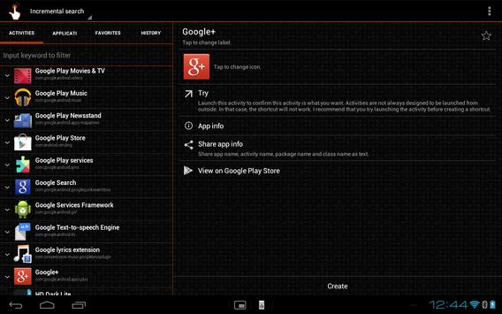 QuickShortcutMaker скриншот 5