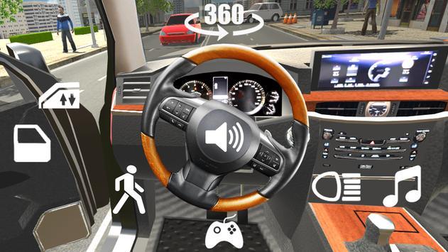 Симулятор Автомобиля 2 скриншот 2