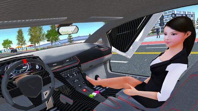 Симулятор Автомобиля 2 скриншот 5