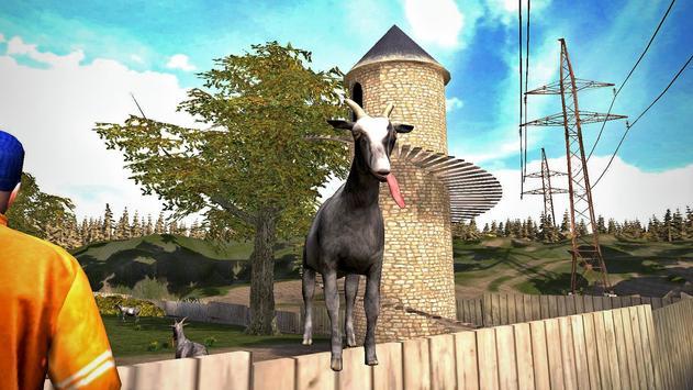 Goat Simulator Free скриншот 1