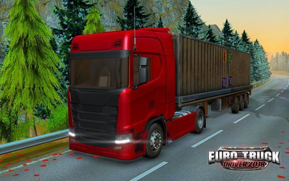 Euro Truck Driver скриншот 1