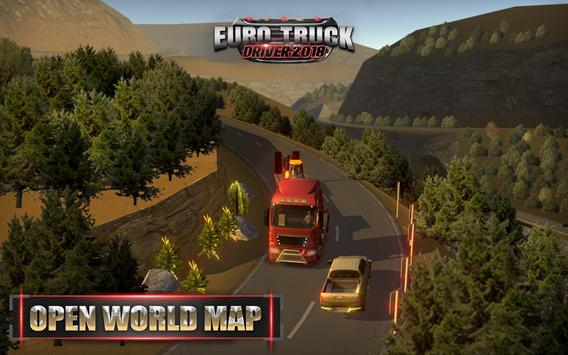 Euro Truck Driver скриншот 2