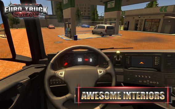Euro Truck Driver скриншот 4