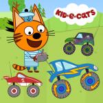 Три Кота: Гонки для детей. Монстр трак