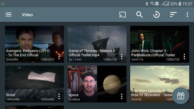 Ace Stream Media скриншот 2