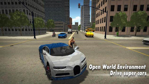 City Car Driver 2020 скриншот 1