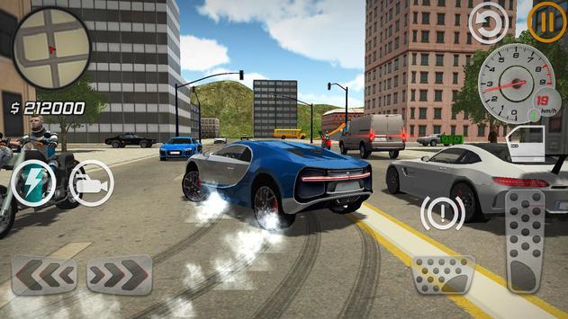 City Car Driver 2020 скриншот 2